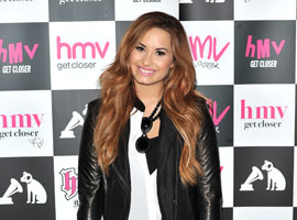 Demi Lovato To Join X Factor USA Ahead Of Miley Cyrus?