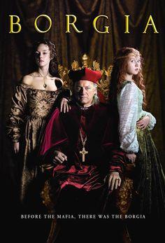 John Bradley first movie:  Borgia