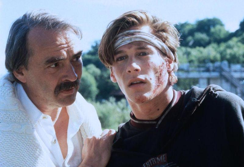 Ken Duken first movie:  Blutiger Ernst