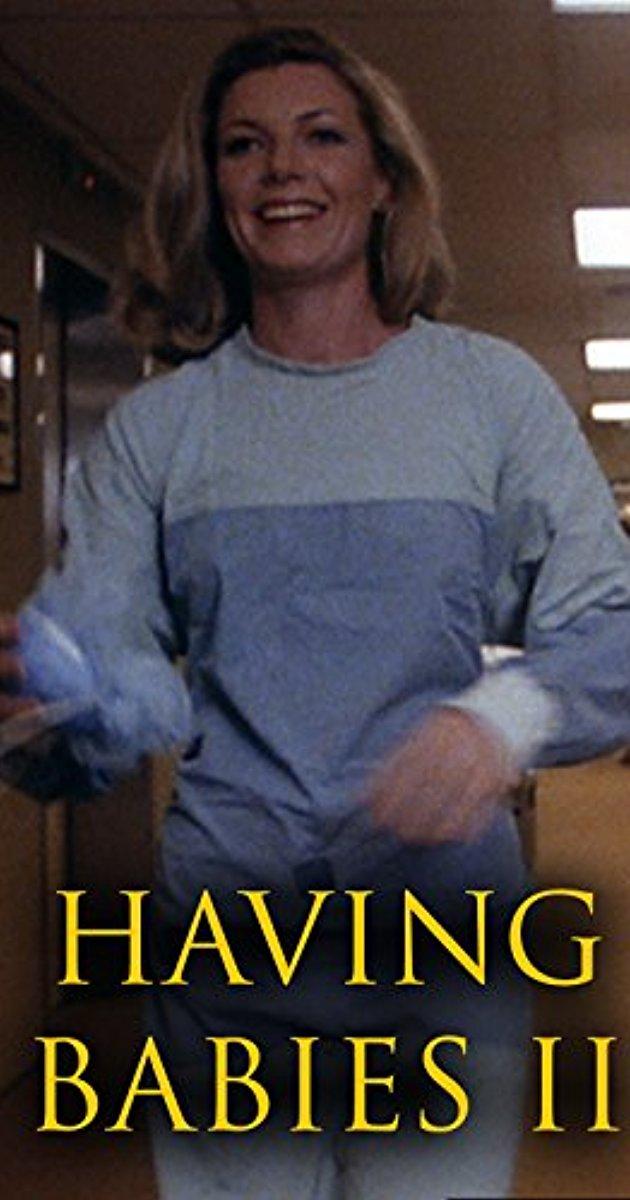 Rosanna Arquette first movie:  Having Babies II