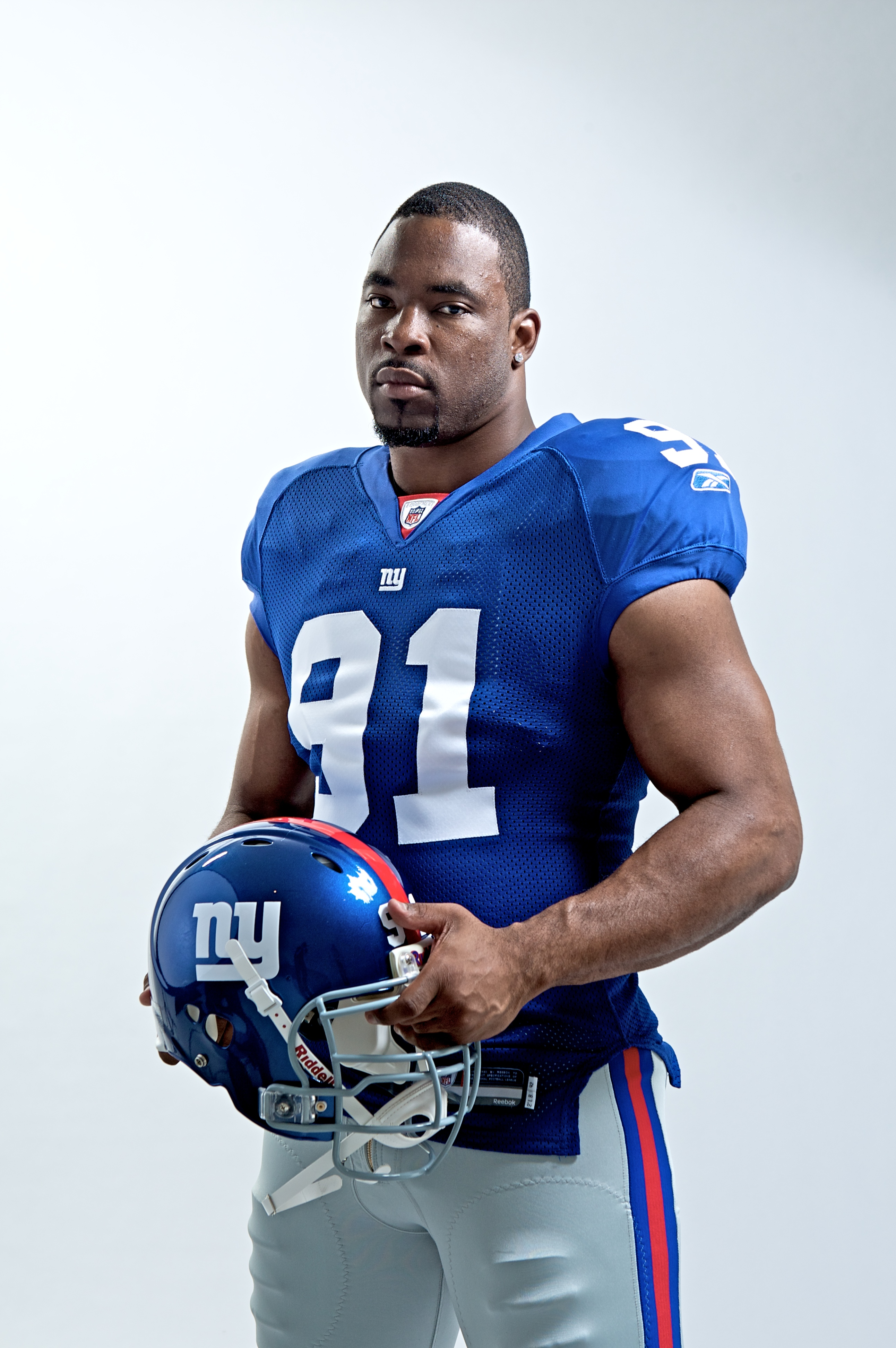 Justin Tuck younger photo one at pinterest.com