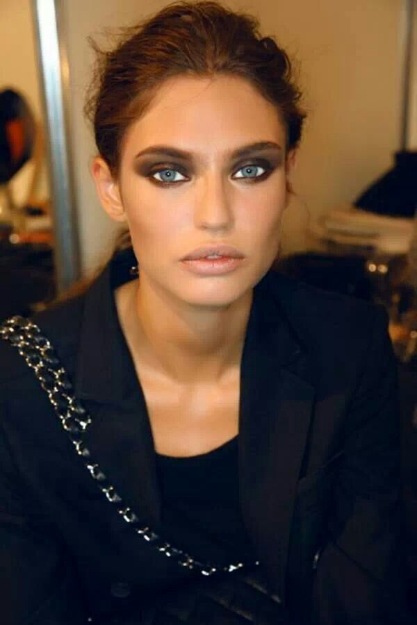 Bianca Balti younger photo one at pinterest.com