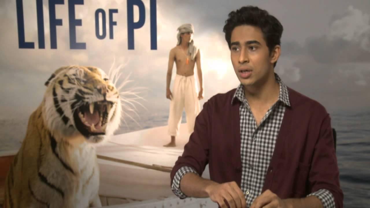 Suraj Sharma first movie:  Life of Pi