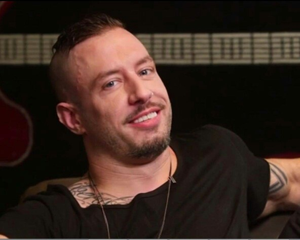 Greg Puciato younger photo one at pinterest.com