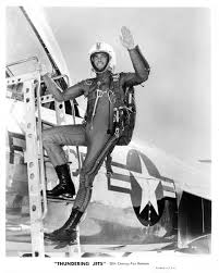 Robert Conrad first movie:  Thundering Jets