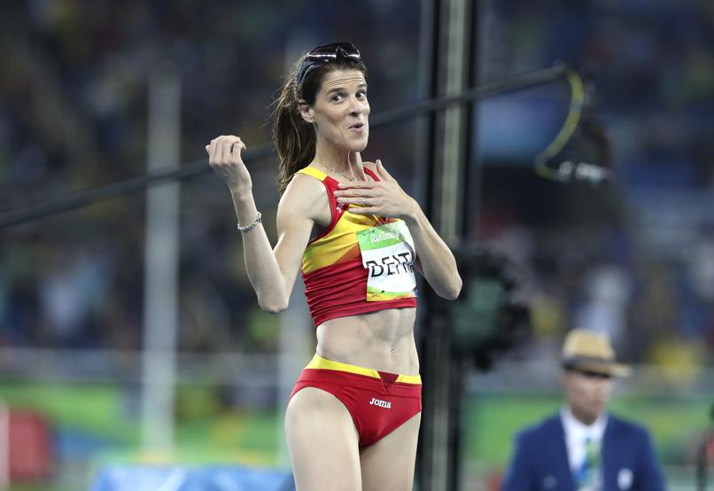 Ruth Beitia younger photo one at pinterest.com