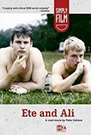 Jörg Schüttauf first movie:  Ete und Ali