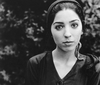 Samira Makhmalbaf younger photo one at dokufest.com
