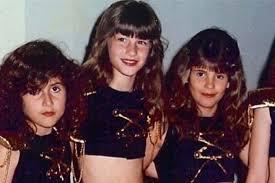 Gisele Bundchen, foto de infância um em elle.comm