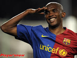 Samuel Eto'o younger photo two at playersnew.blogspot.com