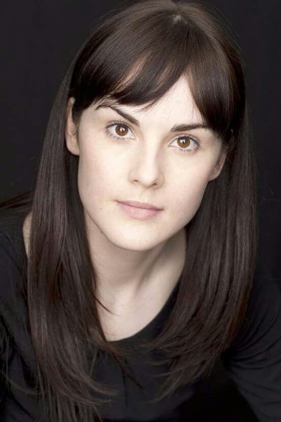 Michelle Dockery younger one at pinterest.com photo at pinterest.com