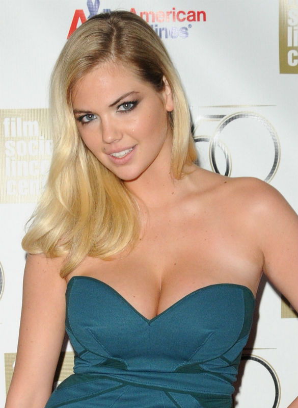 Celebrity Breast Implants, Kate Upton