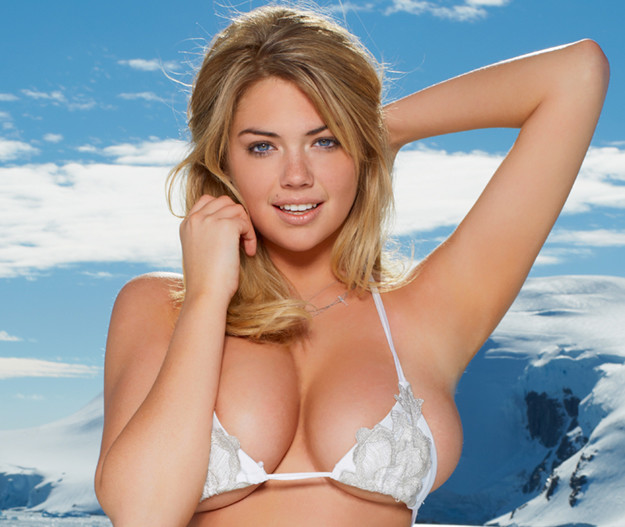 Kate Upton, Sports Illustrated
