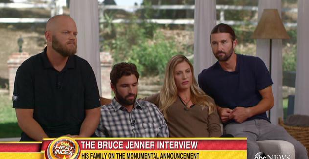 Bruce Jenner's children