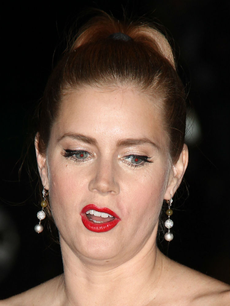 Celebrities who have pulled the ultimate WTF face