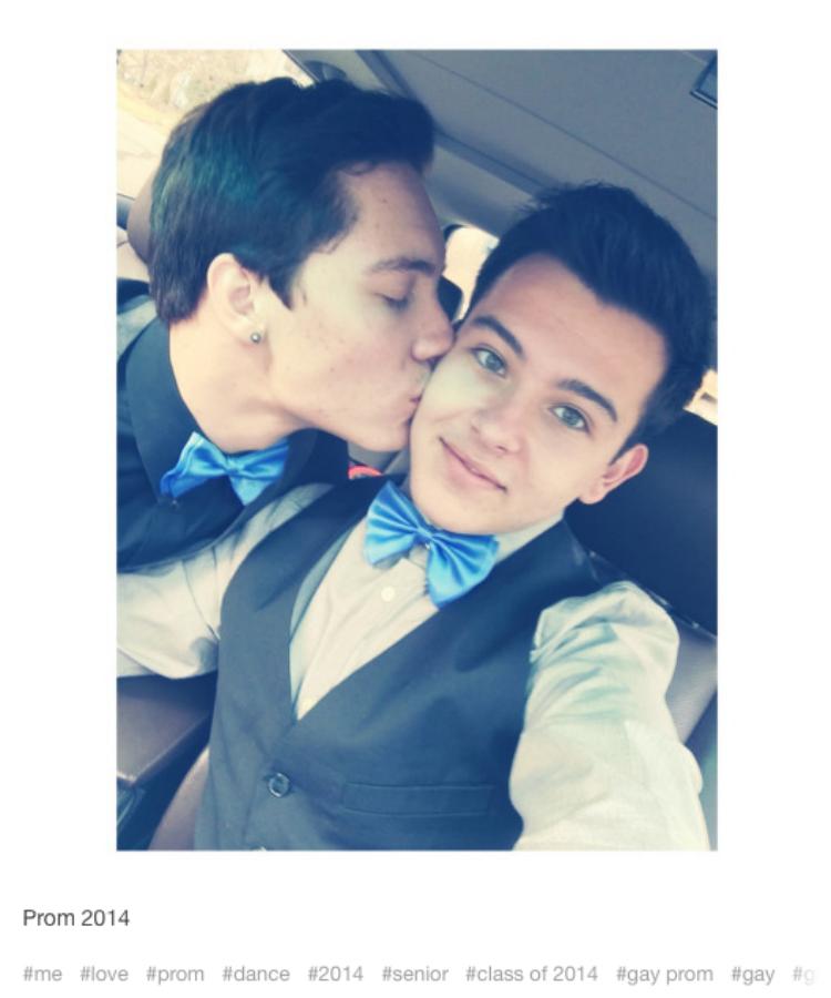 from Kolton gay proms