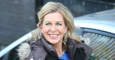 Katie Hopkins with The Sun newspaper