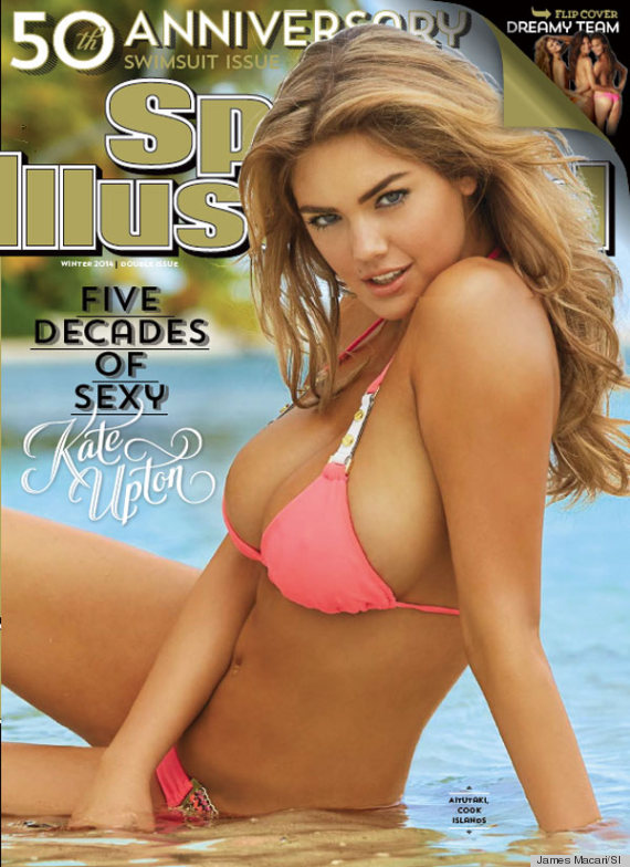 Kate Upton, Sports Illustrated Cover