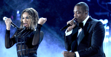 Will Beyonce join her hubbie on stage for the Tidal gig?