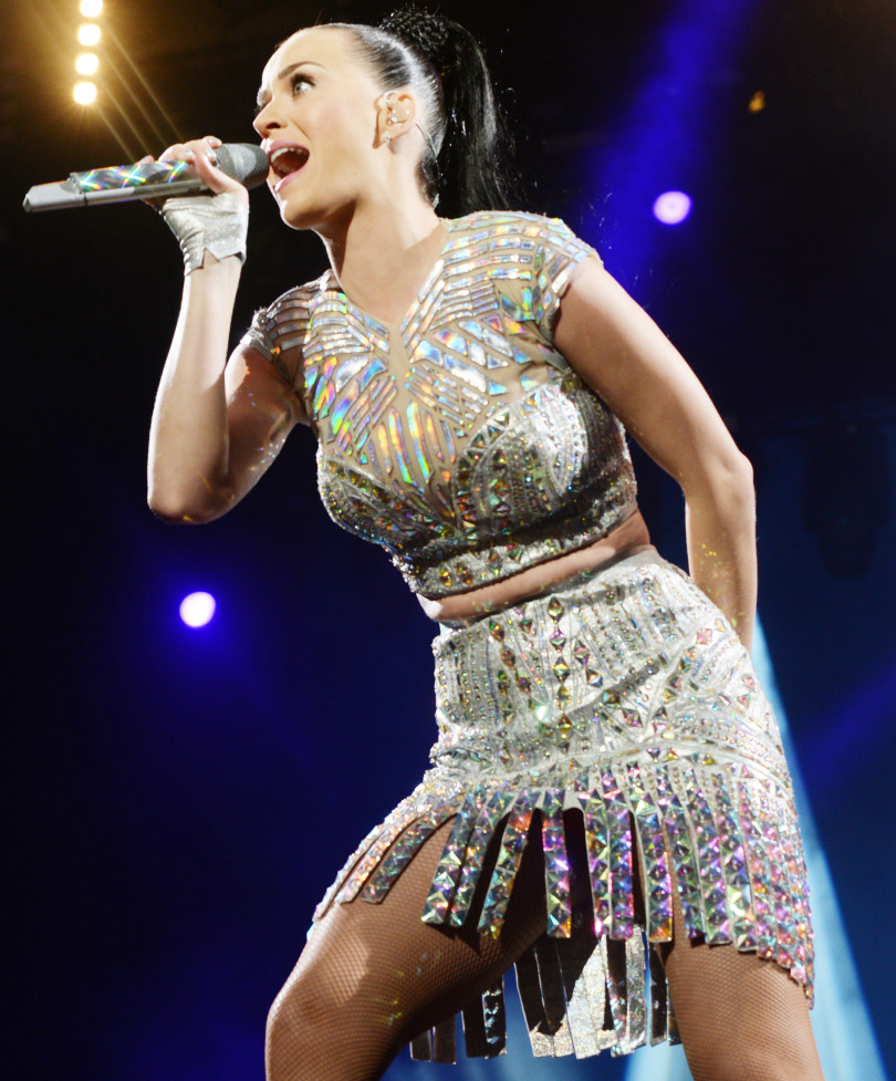 Wardrobe Malfunctions, Katy Perry
