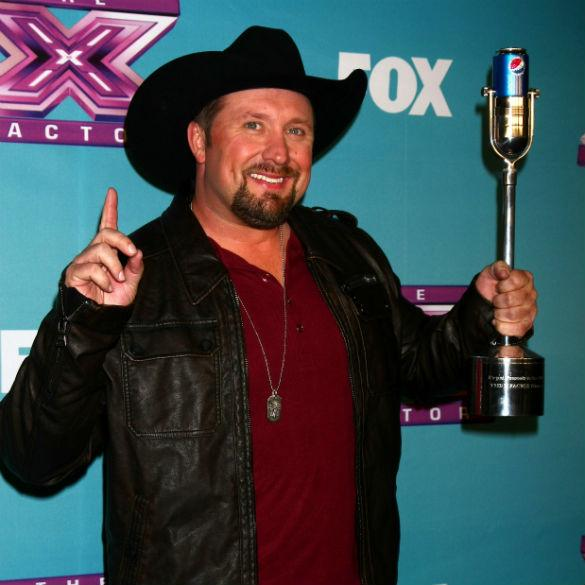 X Factor USA, Tate Stevens