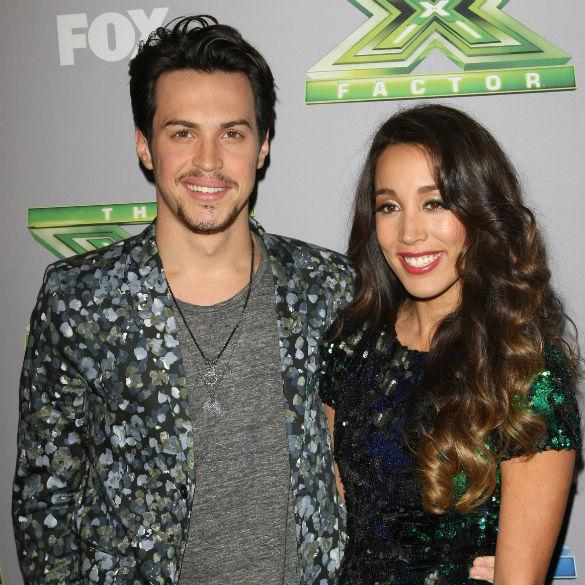X Factor USA, Alex and Sierra