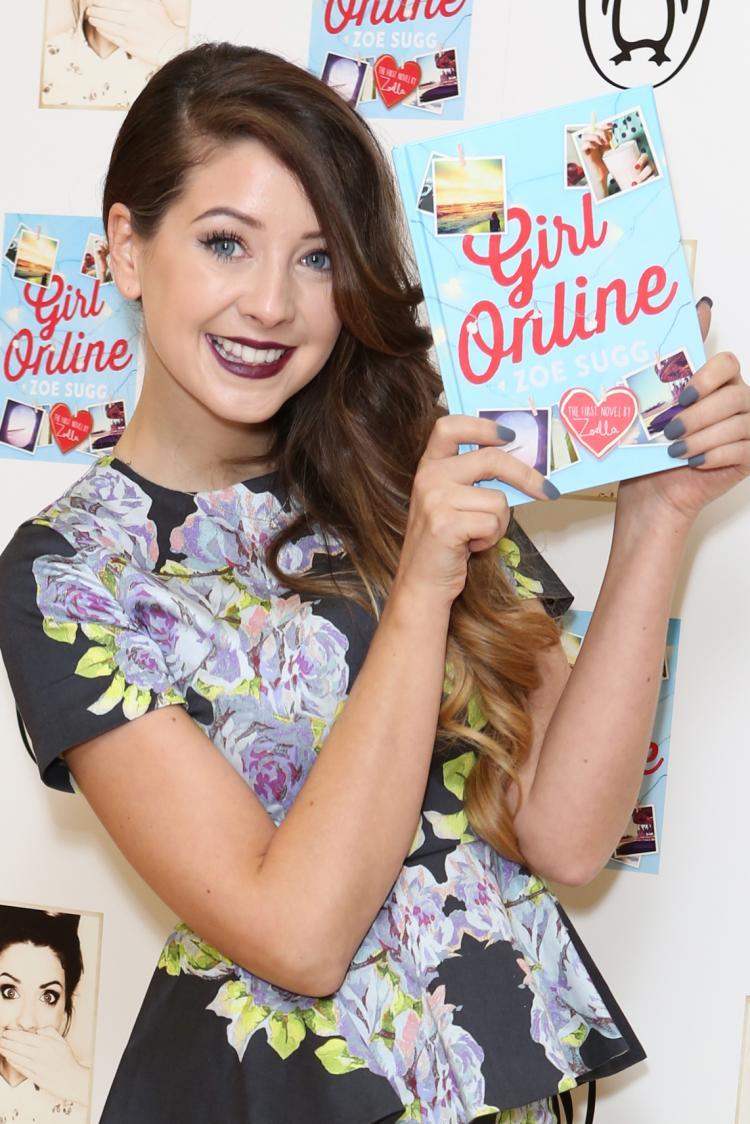 Zoella, Girl Online