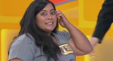 Woman in a wheelchair wins treadmill on Price is Right