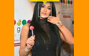 (How-Old.net) Kardashians: Kylie Jenner