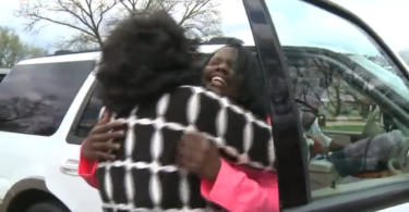 Mother reunited with kidnapped daughter after 50 years