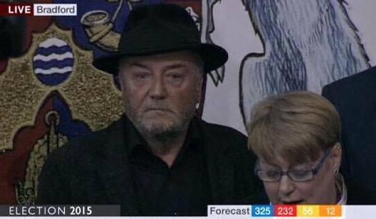 GE 2015 Election sad faces