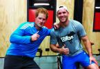 Prince Harry gym selfie