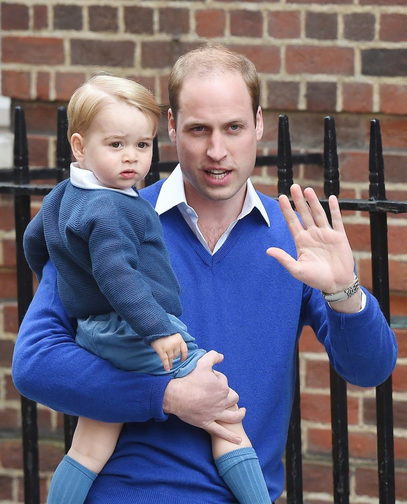 Royal Baby Born: Prince George Meets His Sister