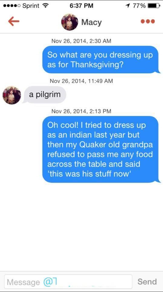 awkward conversations