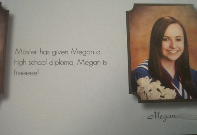 funny high school yearbook quotes