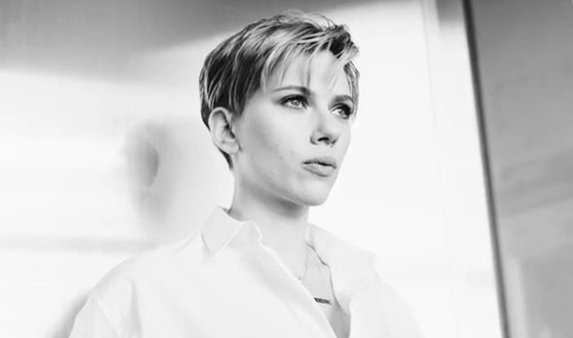 Scarlett Johansson Doesn't Think Monogamy Is Natural