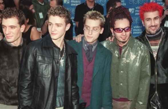 Lance Bass teases *NSYNC reunion, vinyl re-release