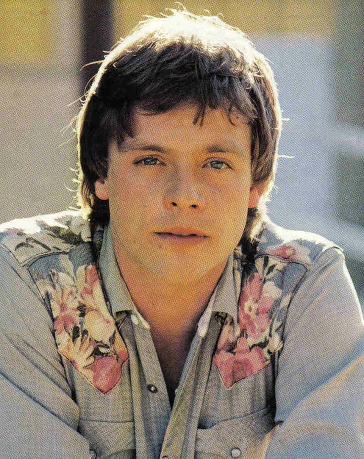 Mark Hamill younger photo one at Pinterest.com