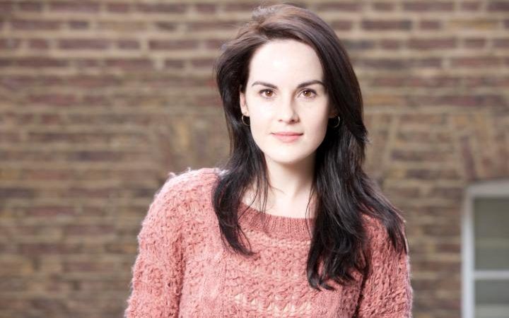Michelle Dockery younger two at claimfame.com photo at claimfame.com