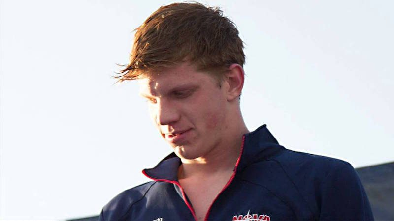Townley Haas - the friendly, desirable,  swimmer  with American roots in 2017