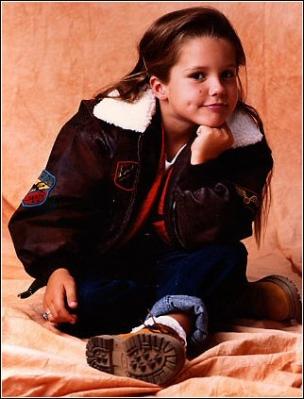 Sophia Bush childhood photo one at Listal.com