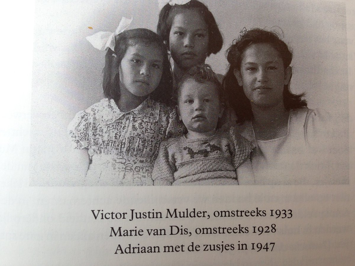 Adriaan van Dis childhood photo one at twitter.com