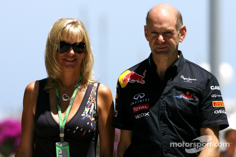 Adrian Newey younger two at thescuderia.net photo at thescuderia.net