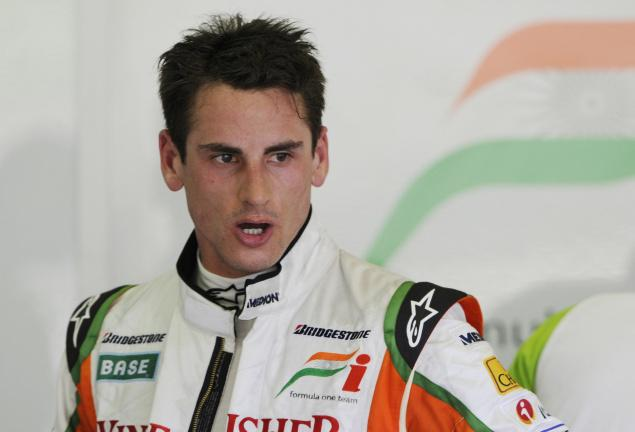 Adrian Sutil younger one at sportskeeda.com photo at sportskeeda.com