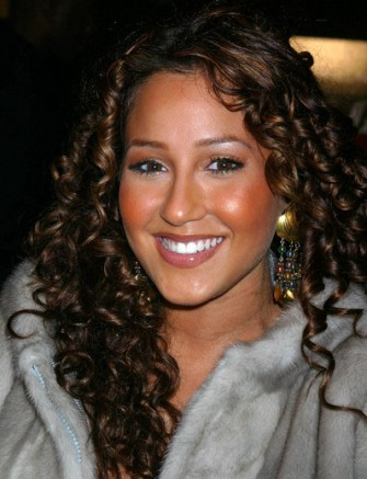 Adrienne Bailon younger photo one at pinsdaddy.com