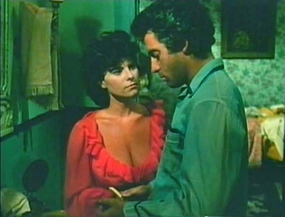Adrienne Barbeau first movie:  The Great Houdini