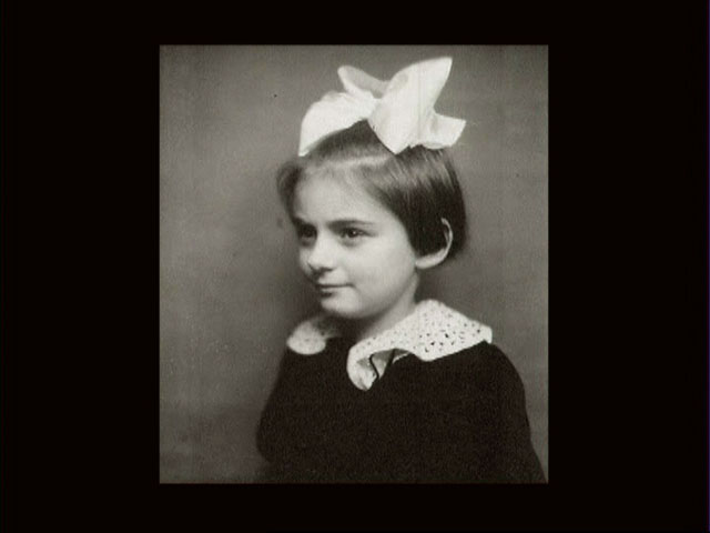 Agnes Varda childhood photo one at deeperintomovies.net