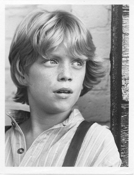 Anthony Michael Hall childhood photo one at pinterest.com