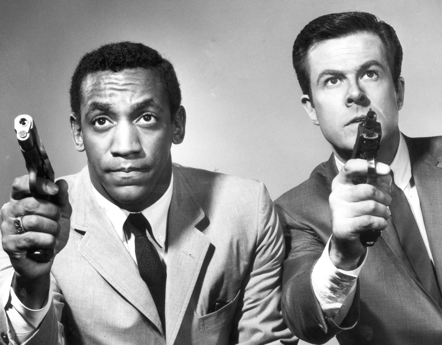 Bill Cosby first movie:  I Spy