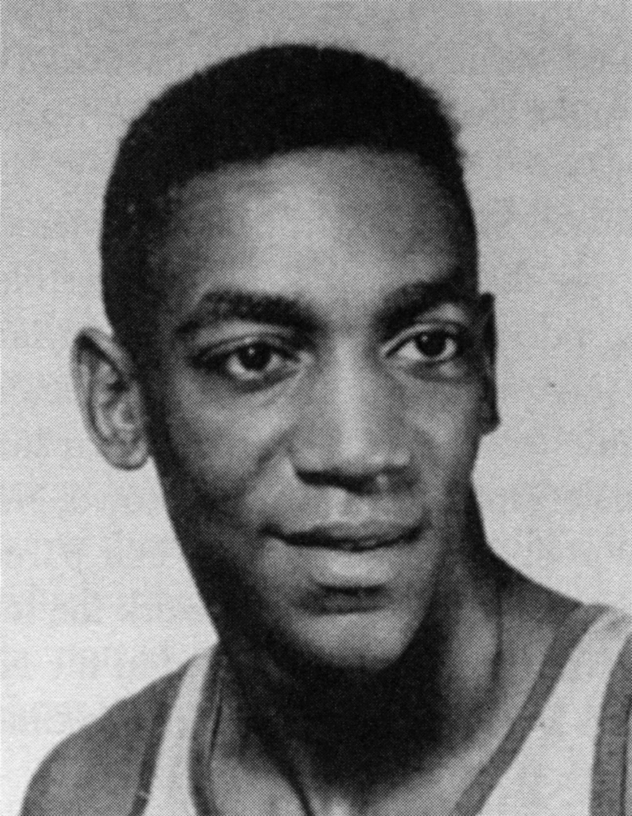 Bill Cosby yearbook photo one at pinterest.com at pinterest.com